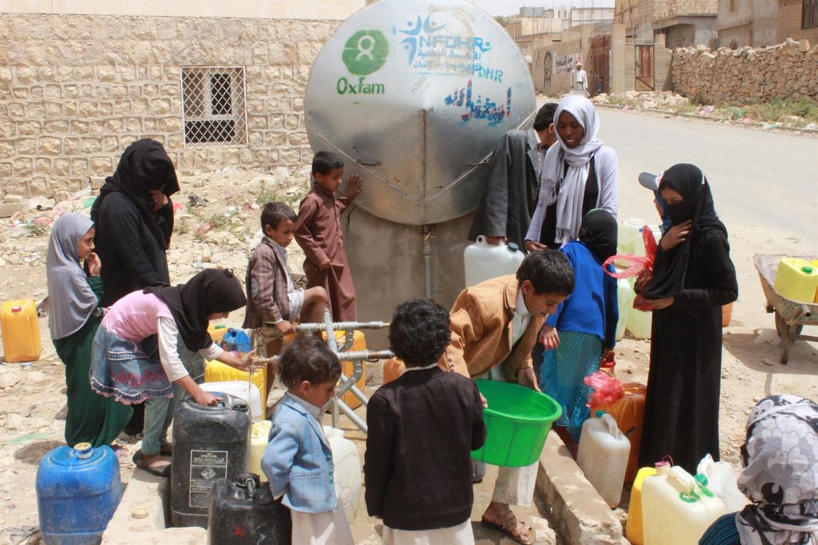 ACNUR alarmada por las condiciones «horrorosas» de los nuevos refugiados en Yemen
