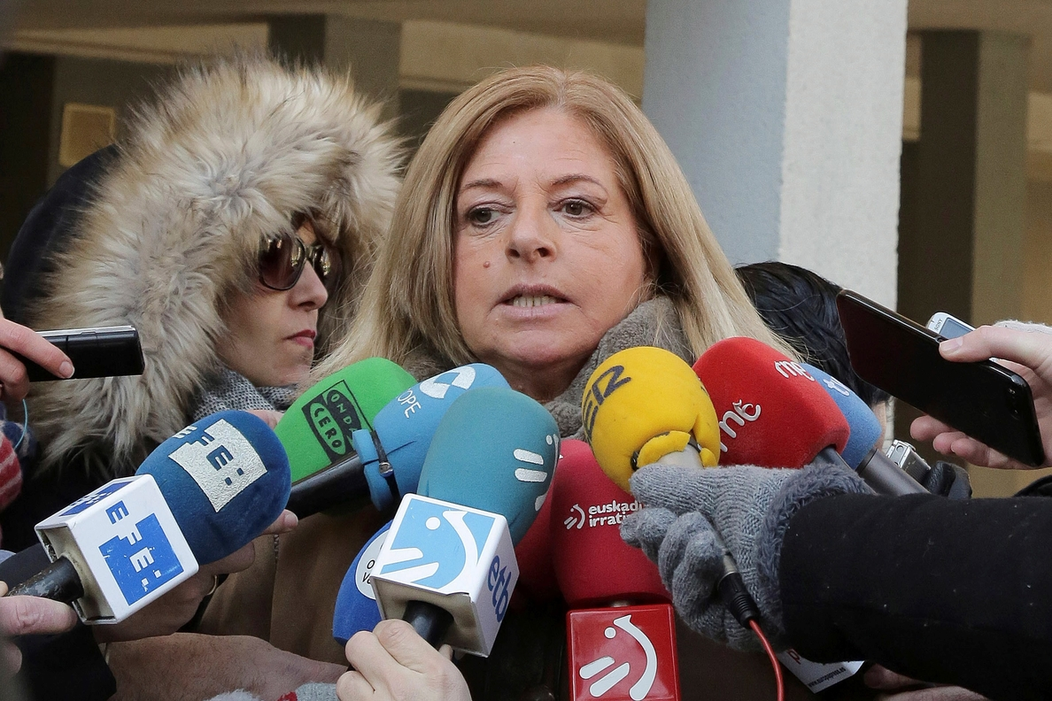 Ordóñez (COVITE):Acusados de Alsasua mintieron y «hoy es el día de la verdad»