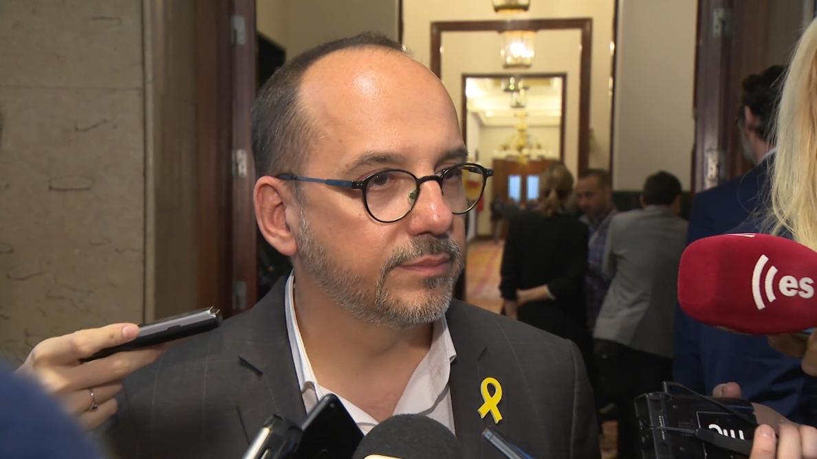 El PDeCAT usa las palabras de Montoro negando dinero público al 1-O para pedir la retirada de orden contra Puigdemont
