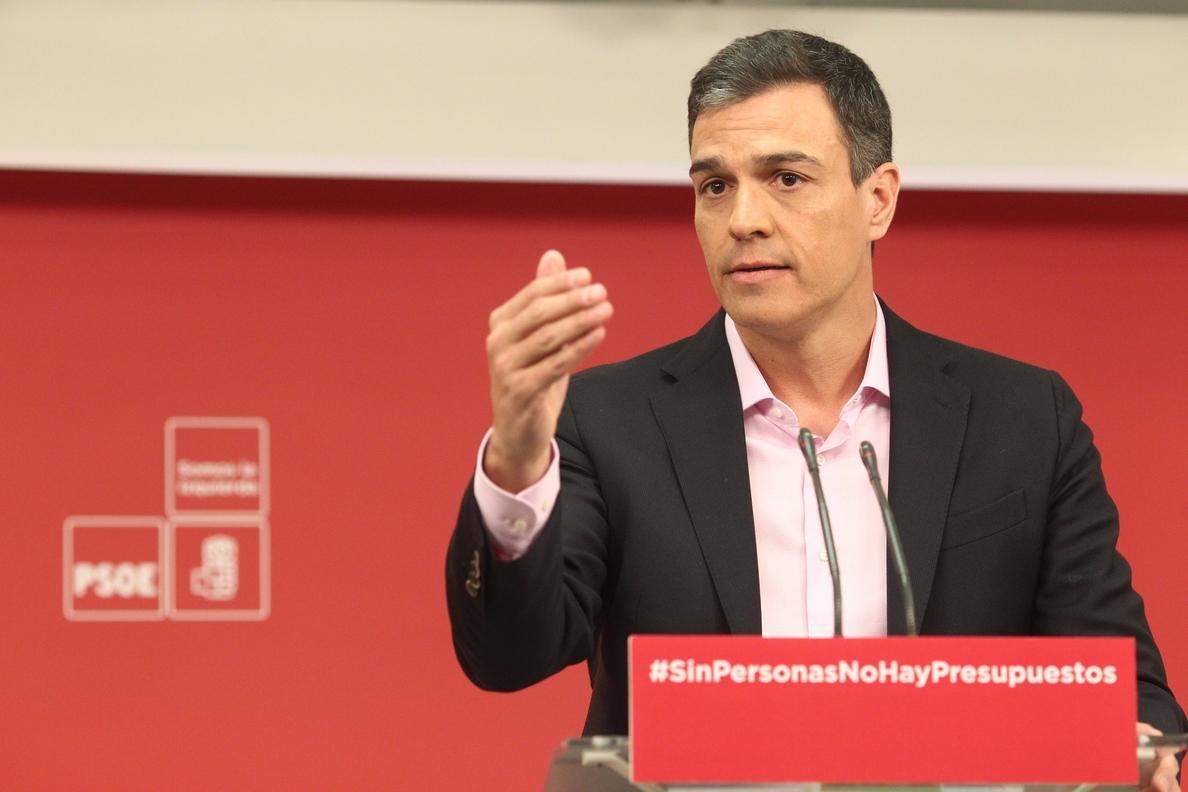 Pedro Sánchez cree verosímiles las explicaciones de Chaves, que ya asumió su responsabilidad política por los ERE