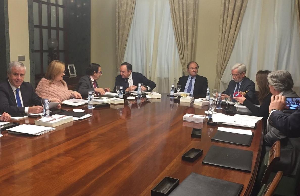 El Senado amplía a petición del PP el plazo para cubrir un puesto vacante en el Tribunal de Cuentas