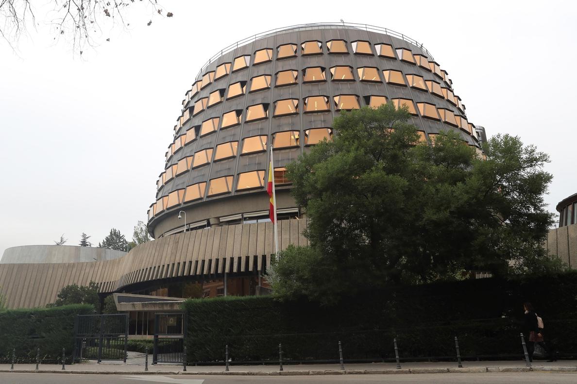 El TC falla a favor del Congreso frente a los vetos presupuestarios del Gobierno