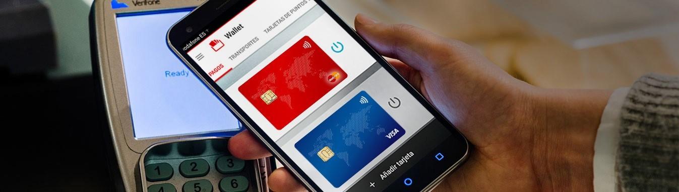 Vodafone eliminará su servicio de monedero Vodafone Wallet a partir de junio