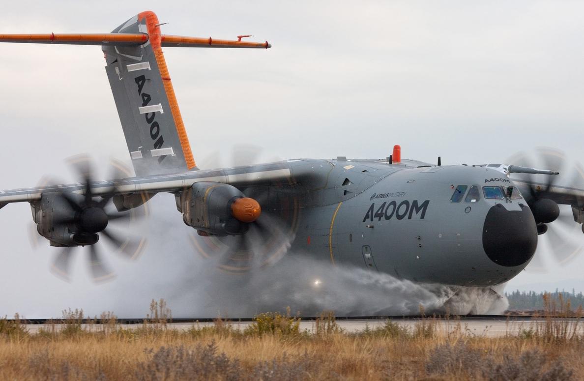 Indra desarrolla nuevos simuladores del A400M para las Fuerzas Aéreas de Francia y Alemania