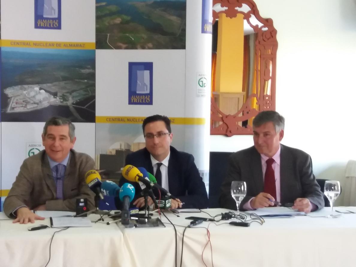 El ATI de la Central de Almaraz está finalizado, a la espera de la autorización final para ponerlo en marcha este año