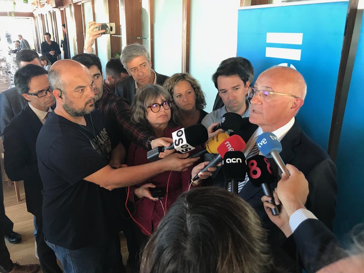 Banco Sabadell no ve «ninguna razón» para trasladar la sede a Cataluña