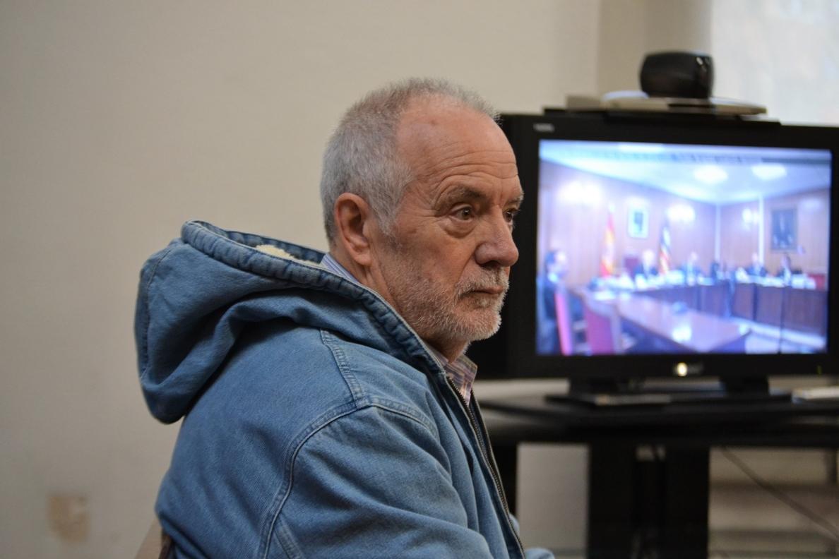 Cursach podrá salir de prisión con una fianza de un millón de euros
