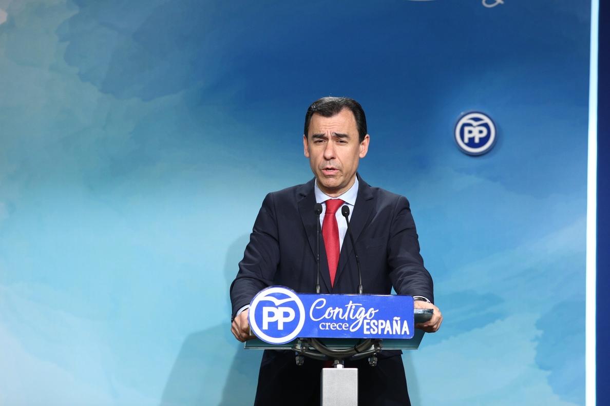 Maillo niega un choque con Cospedal por el »caso Cifuentes» y subraya: «No hay una decisión tomada»