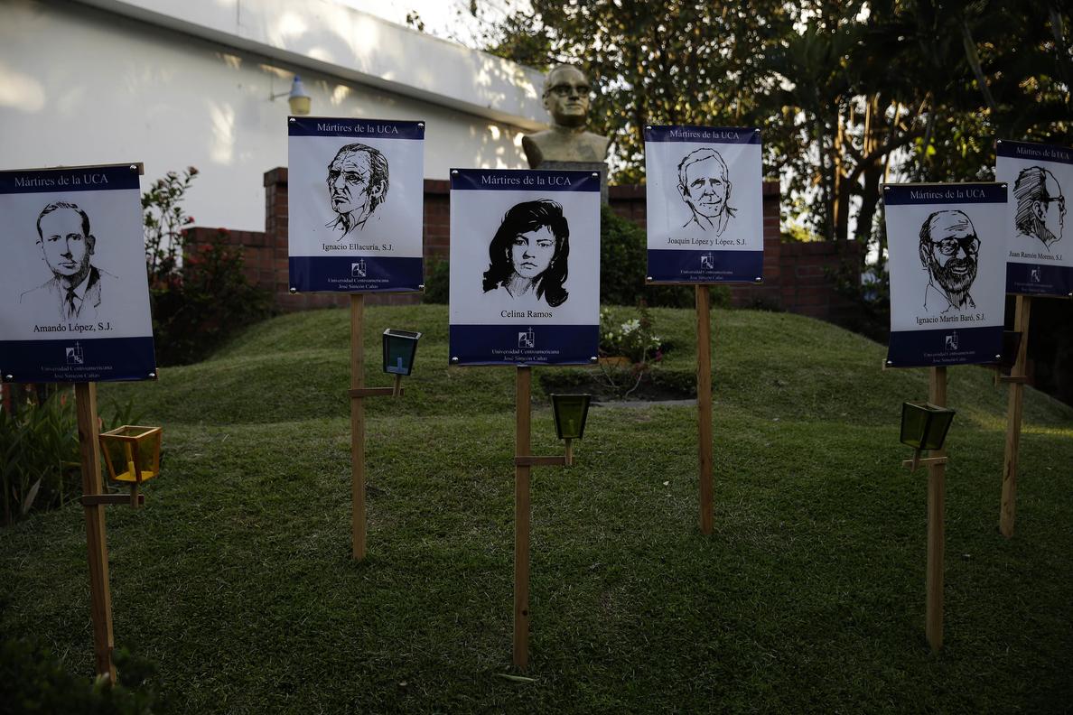 Una corte de El Salvador reabre el proceso por la masacre de seis jesuitas en 1989