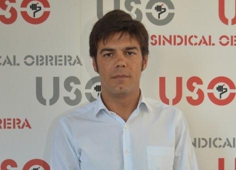 El líder de USO cree que CC.OO. y UGT se equivocaron al apoyar la manifestación en Cataluña por los presos