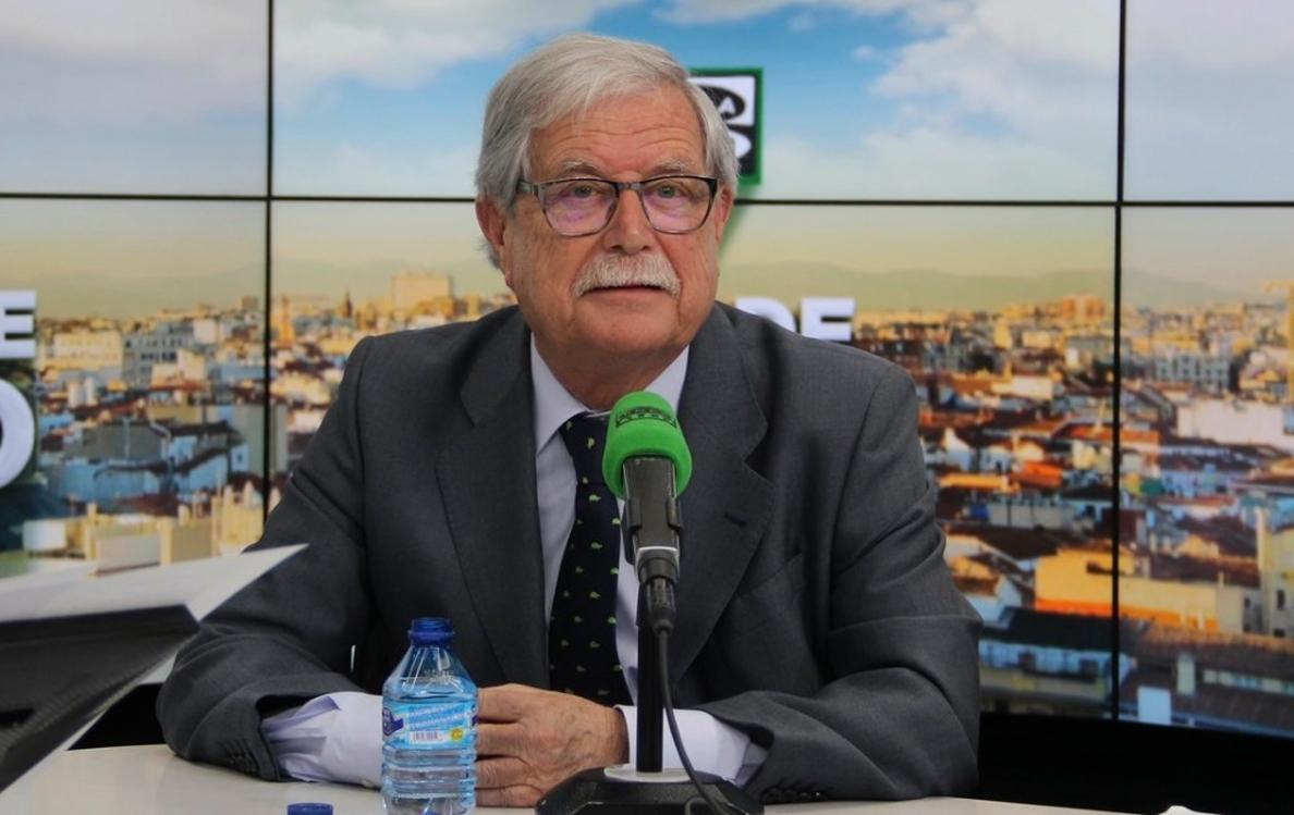 El exmagistrado del Supremo Joaquín Giménez asegura que «lo de Alsasua no es terrorismo» sino «tremendismo punitivo»