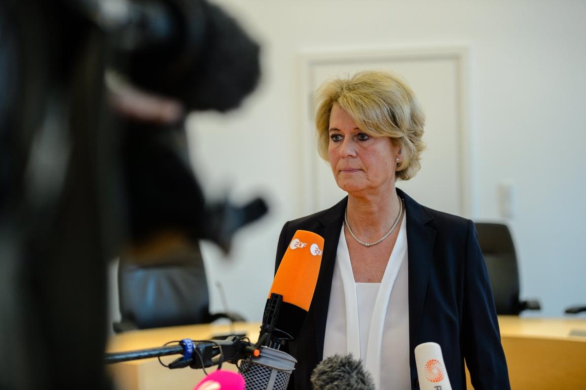 La justicia alemana espera un escrito de la Fiscalía para revisar los cargos contra Puigdemont