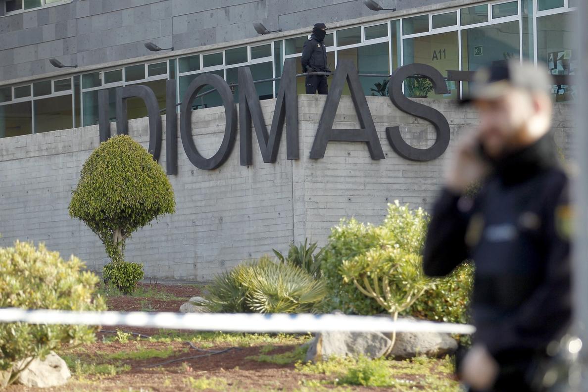 El hombre tiroteado en La Laguna (Tenerife) recibió dos impactos de bala