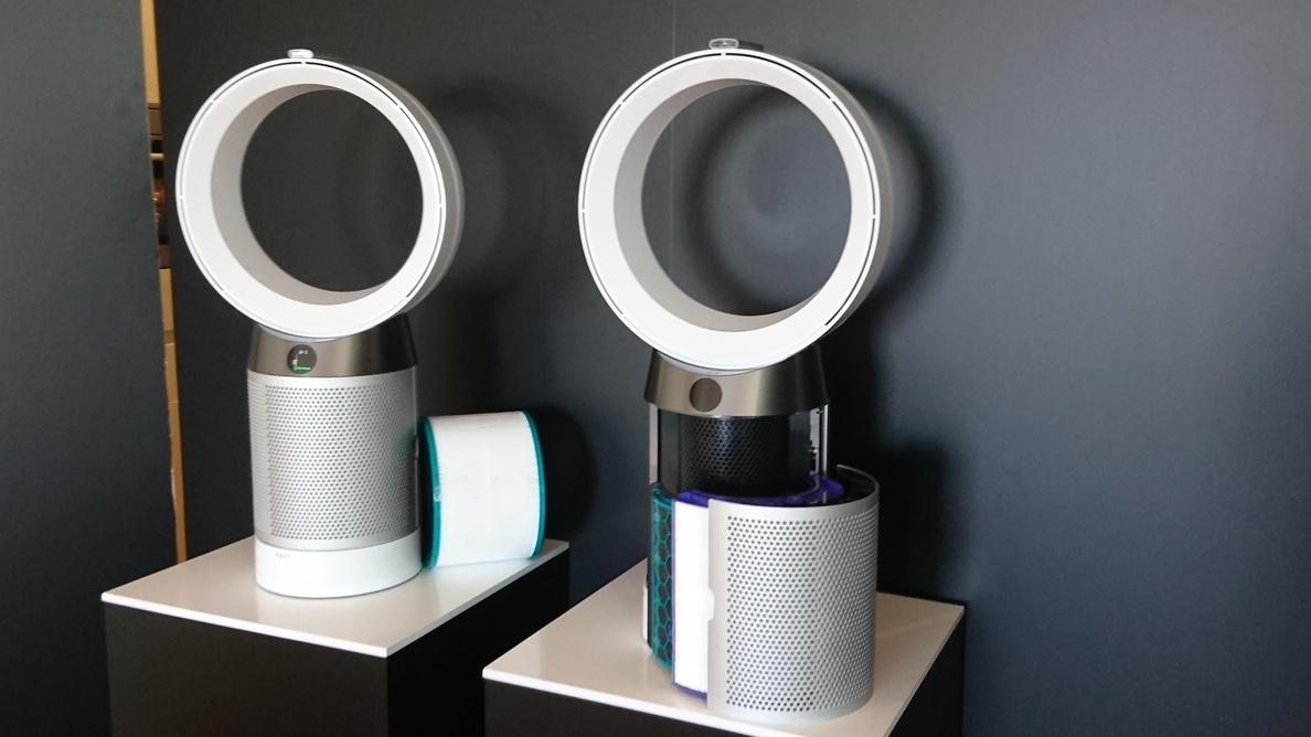 Dyson presenta su nueva gama de purificadores Pure Cool, con filtros mejorados y pantalla LCD