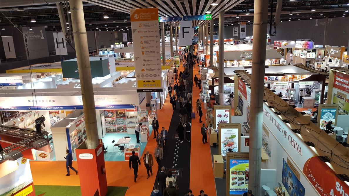 FIAB promueve 2.400 reuniones con compradores internacionales en Alimentaria