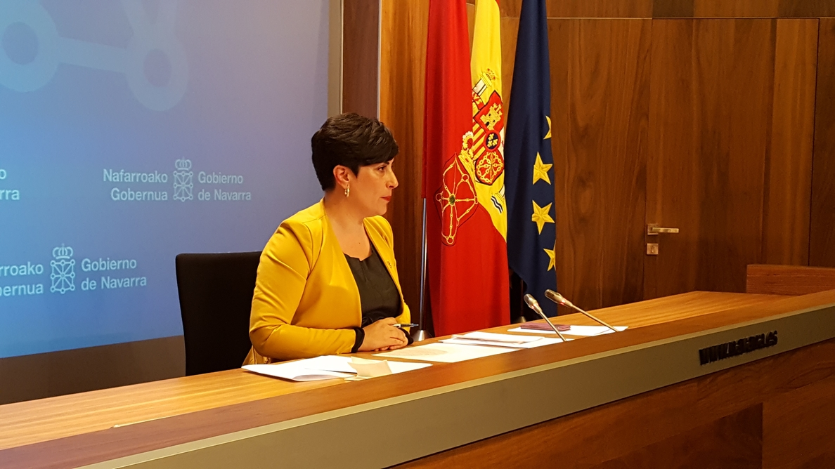 La portavoz del Gobierno de Navarra afirma que la «esperada» disolución de ETA debe ser «unilateral y real»