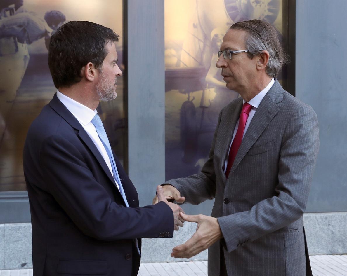 Manuel Valls: La Justicia alemana debe entregar a Puigdemont