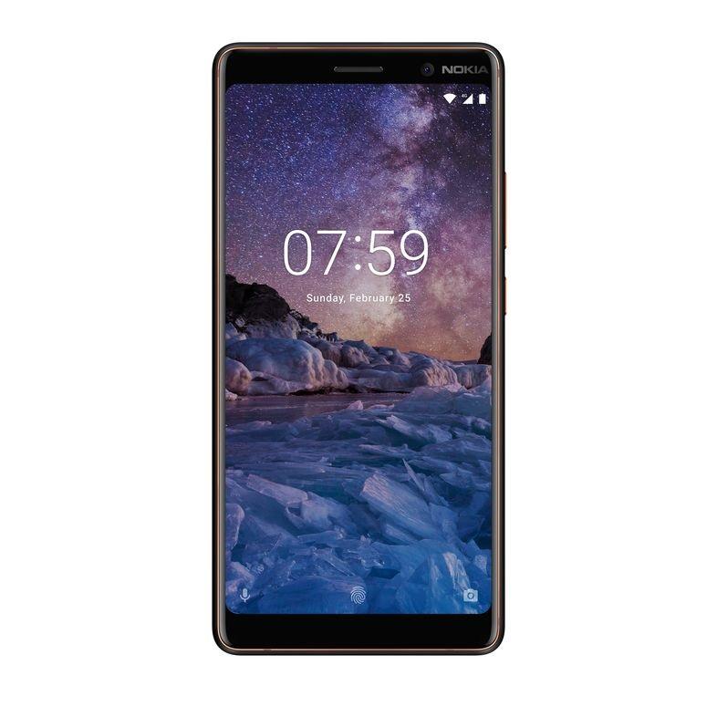 Nokia 7 Plus, el »smartphone» de gama media con cámara trasera dual y autonomía de dos días, disponible en España