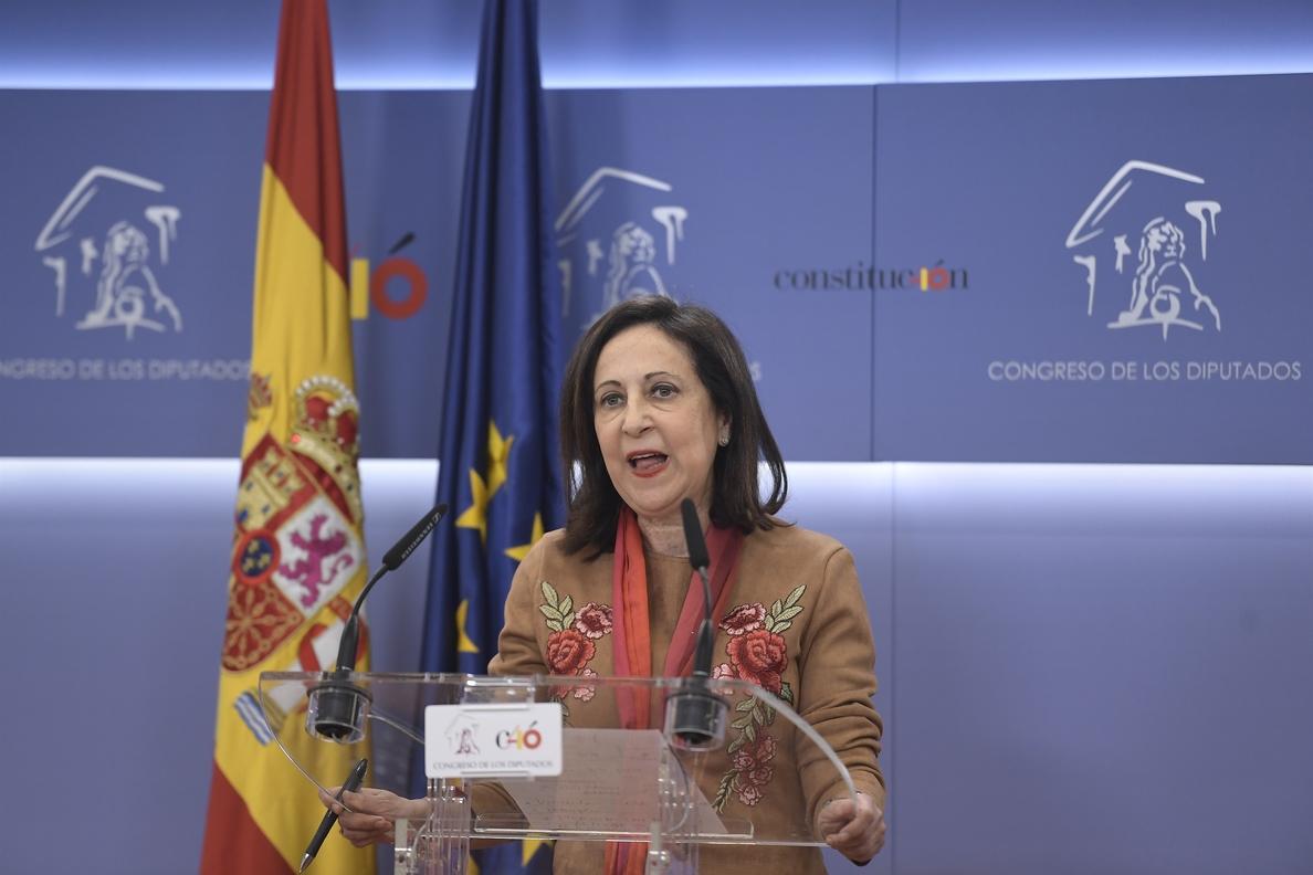 El PSOE espera que ETA no sólo anuncie su disolución sino que «pida perdón» a las víctimas para «poder pasar página»