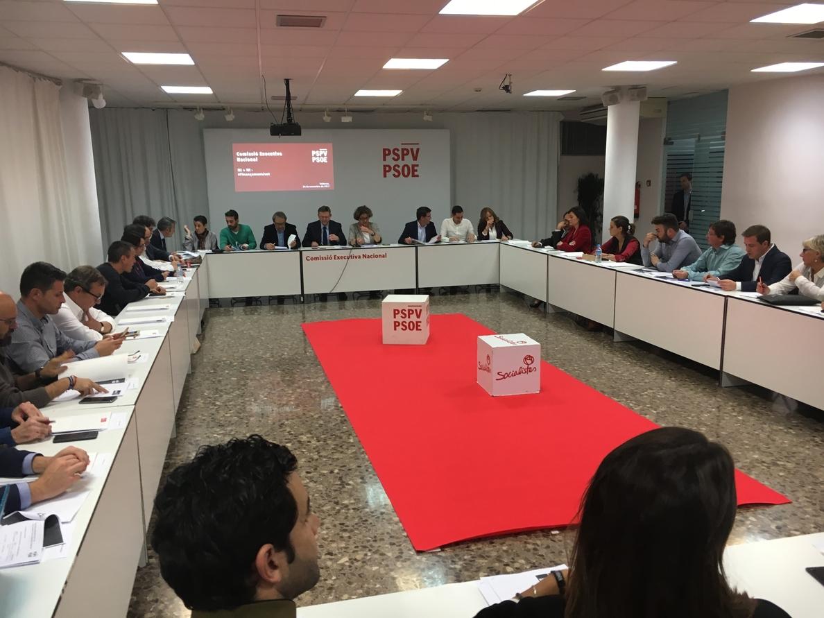 El PSPV de Castellón pide «máxima celeridad» en el esclarecimiento de la presunta financiación irregular