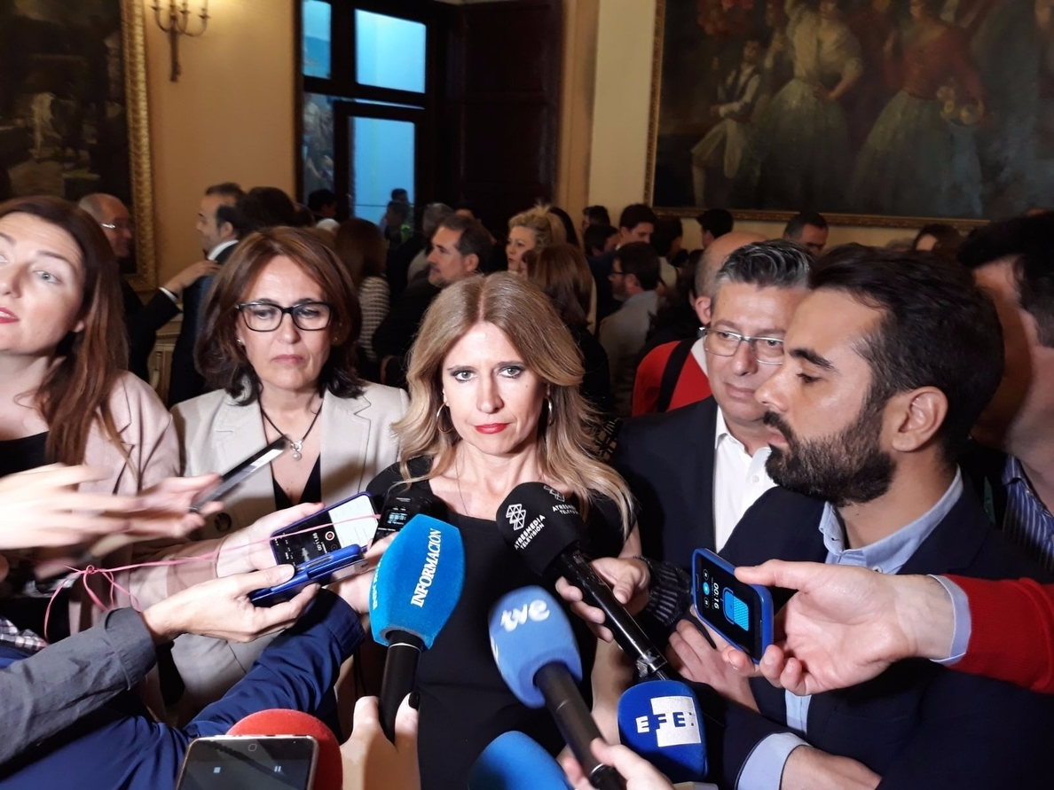 PSPV: «Hoy en la ciudad de Alicante se ha producido un »tamayazo»»