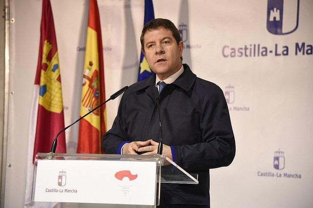 Page quita hierro a la crisis interna en la dirección estatal de Podemos y dice que presión hay «en todos los partidos»