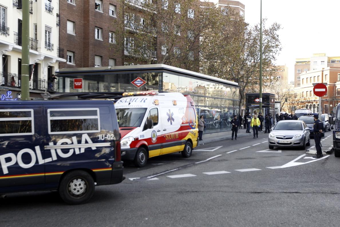 Pena de 20 años a un hombre que mató a un policía al empujarle al metro