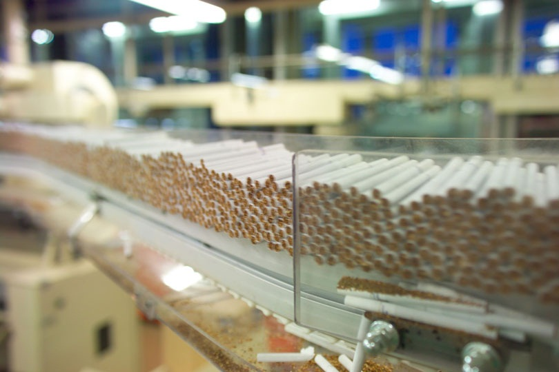 Philip Morris gana un 2,1% menos en el primer trimestre, hasta 1.257 millones