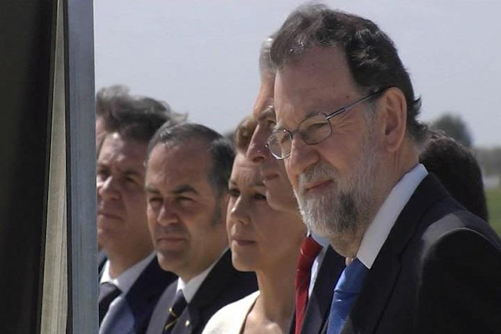 Rajoy celebra la mejor previsión de crecimiento económico en España: «El mundo se fía de nosotros»