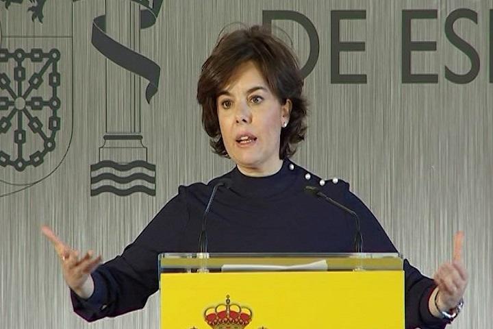 Santamaría ve en el anuncio de ETA la demostración de con «las armas de la ley» se vence al terrorismo
