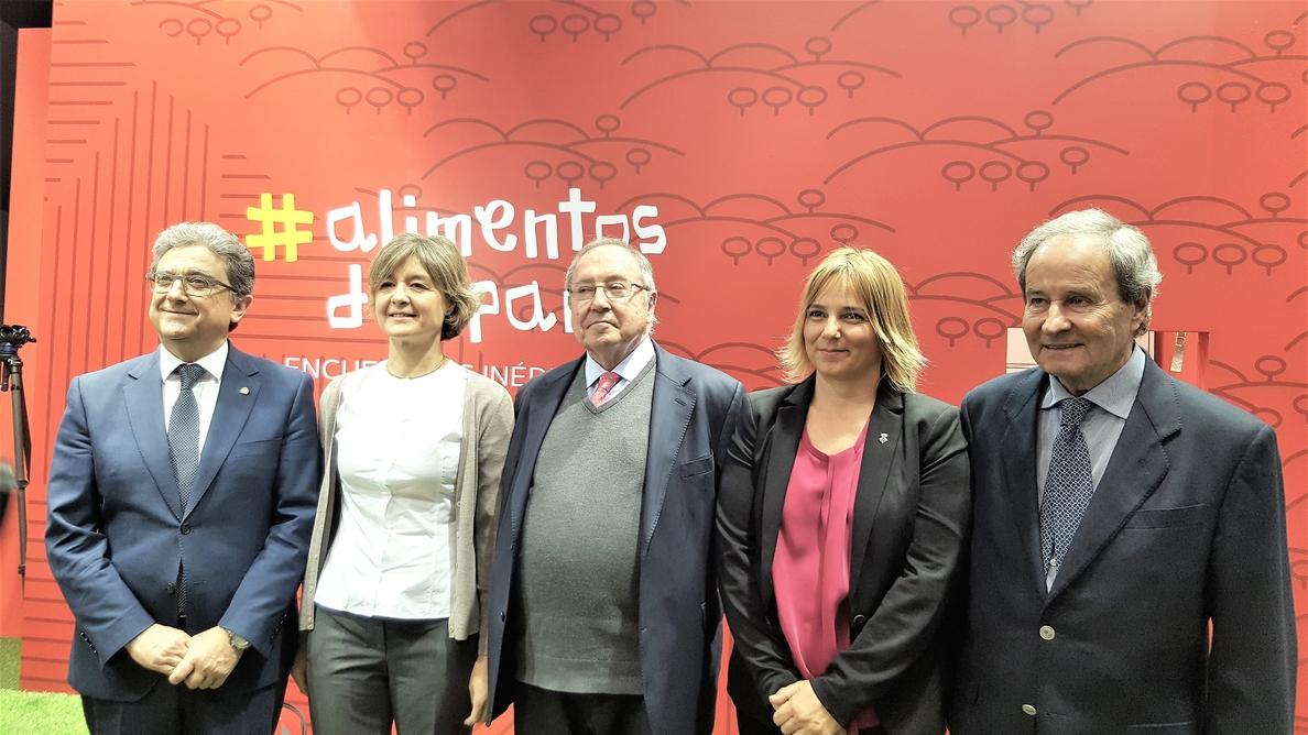 Tejerina dice que Alimentaria refleja la «pujanza» de la agroindustria española