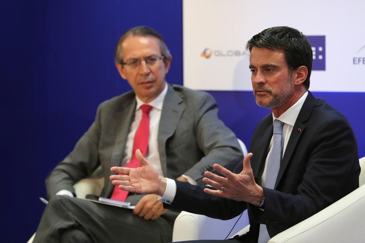 Valls advierte sobre el riesgo de los populismos para el proyecto europeo