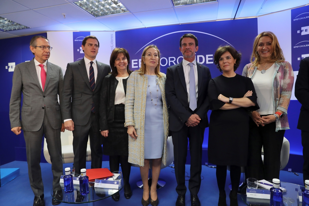 Valls: lo más peligroso son los populismos, los antisistema y el separatismo