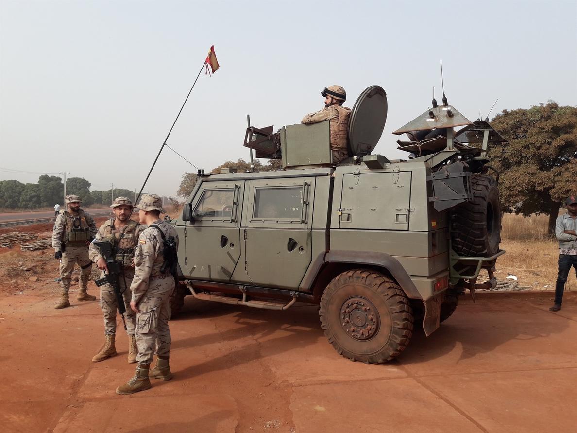 Las asociaciones de militares convocan una concentración ante el Ministerio de Defensa el 12 de mayo