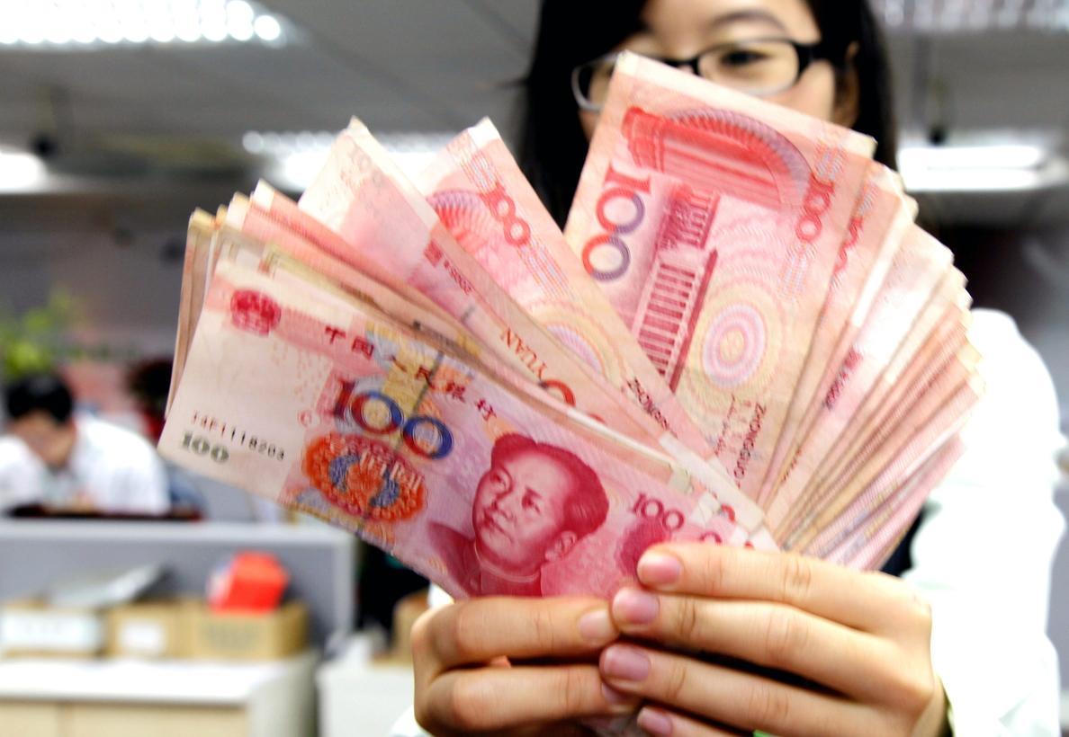 Los ingresos fiscales de China aumentaron el 13,6 % en el primer trimestre