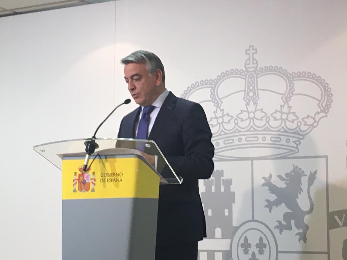 De Andrés (PP) ve «voluntad de acuerdo» por parte del PNV para buscar «puntos de conexión» que permitan aprobar los PGE