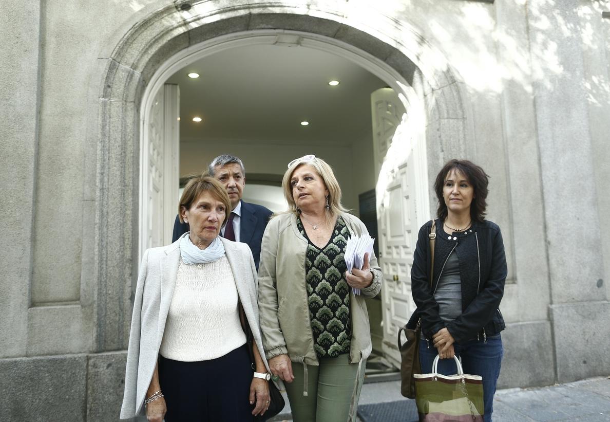 Consuelo Ordóñez (COVITE): «Nos hubiera gustado que el protagonista del final de ETA hubiera sido el Estado de derecho»