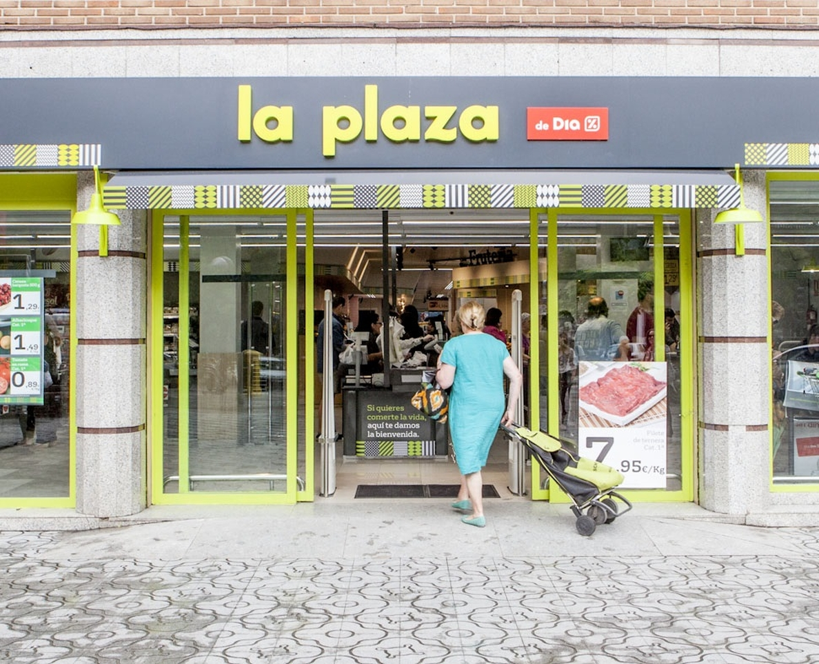 Dia aspira a ser líder del sector »online» de alimentación a largo plazo y «claro» número dos en España