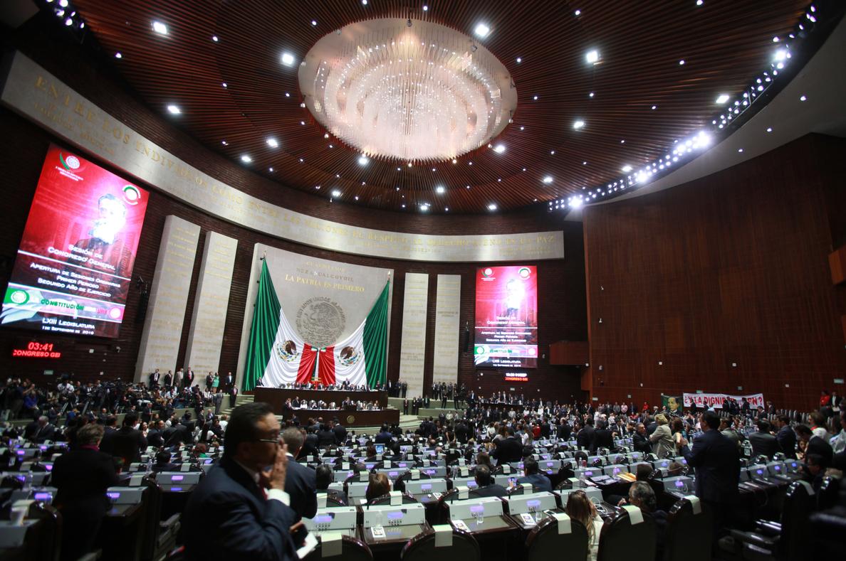Los Diputados de México aprueban suprimir la inmunidad del presidente