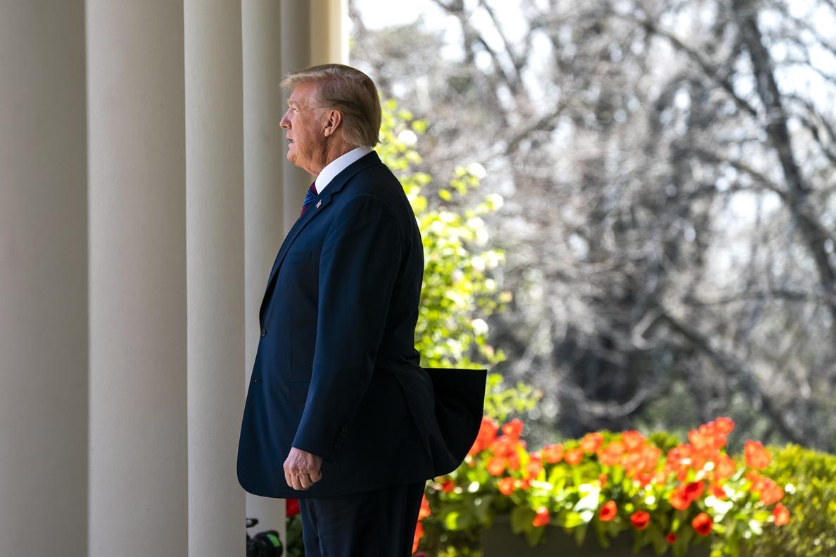Donald Trump indulta a su exasesor Steve Bannon antes de abandonar la Casa Blanca