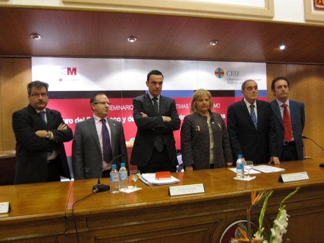 El hijo de Luis Portero pide al Gobierno que «no se someta al imperio de la coacción» de ETA
