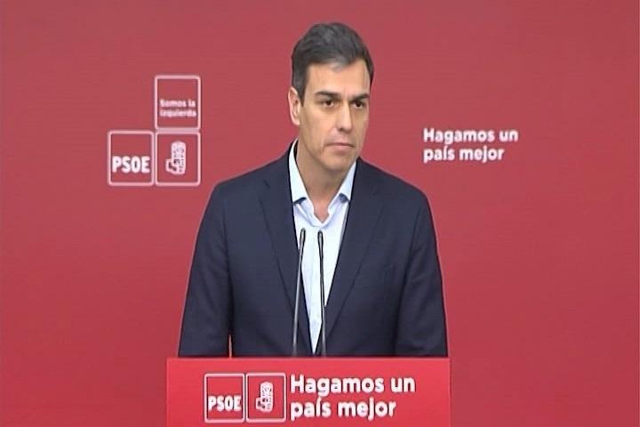 Pedro Sánchez, sobre el comunicado de ETA: «Es el gran paso para la paz definitiva»