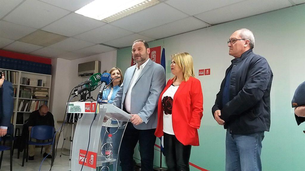 Ábalos (PSOE) dice que el PNV está «jugando al tacticismo» con los presupuestos