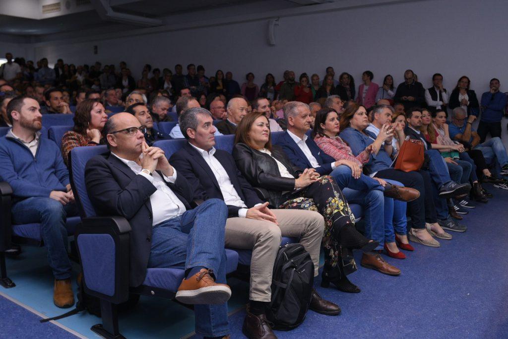 Clavijo alerta de que los nuevos partidos son «más centralistas, más insolidarios y más injustos» con Canarias