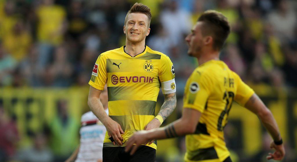 El Dortmund, liderado por Reus, arrebata al Bayer Leverkusen el tercer lugar