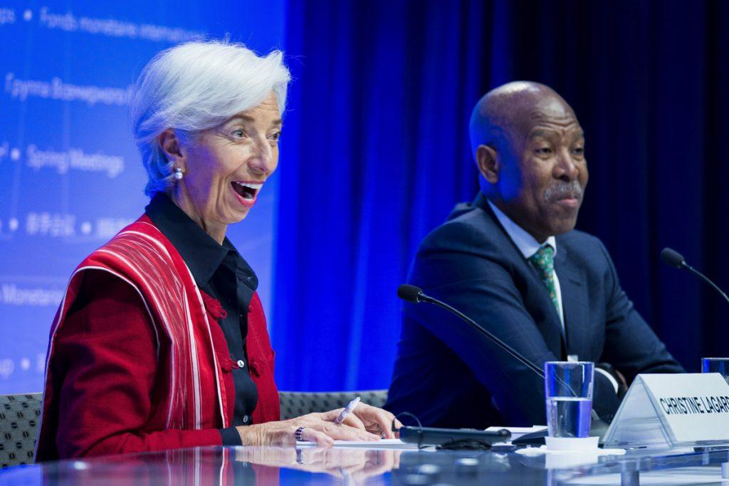 Lagarde espera que baje la tensión comercial antes de dañar economía mundial