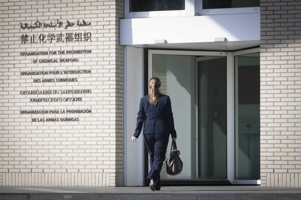 Moscú asegura que los inspectores de la OPAQ ya están de camino a Duma