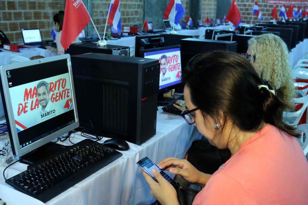 Paraguay concluye una jornada de reflexión antes de elegir a su nuevo presidente