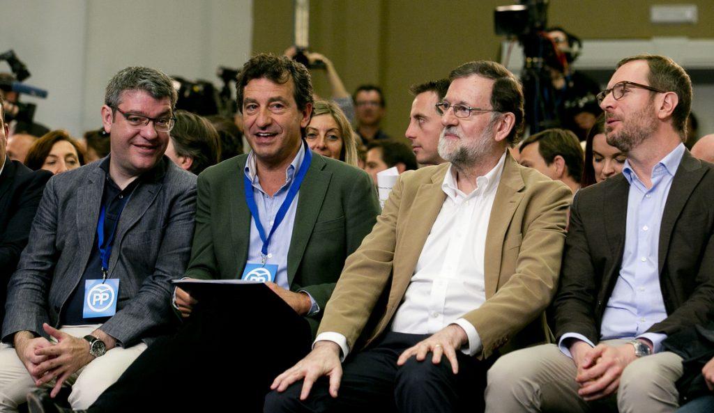 Rajoy asegura que el Gobierno está haciendo «todo lo posible» para recuperar la «normalidad y sensatez» en Cataluña