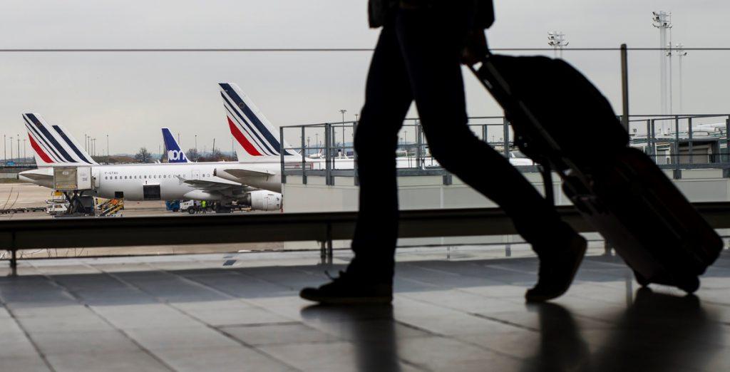Air France garantiza el 75 % de sus vuelos ante una nueva huelga este lunes